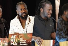 Stonebwoy, Samini, Kuami Eugene, Jupitar et al promise to support 2018 AFRIMA awards