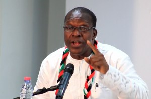 Akufo-Addo running a 'tortoise govt'; I'll kick him out in 2020 - Bagbin