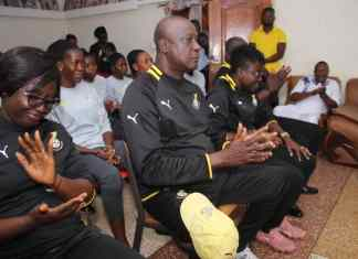 Black Queens under no pressure to win 2018 Women's AFCON - Coach Hayford