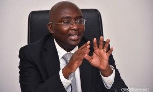 We've done a lot in 20 months – Bawumia