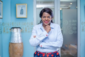 I'm dating a Ghanaian – Vodafone CEO Yolanda reveals