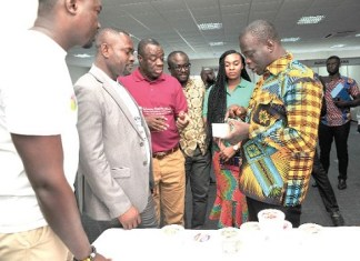 Ghana launches online mall to create jobs