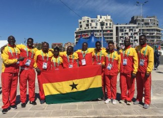 Ghana yet to break Youth Olympics medal jinx