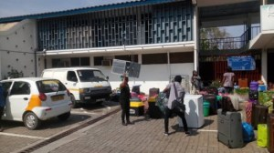 KNUST saga: Students pack out following indefinite close down