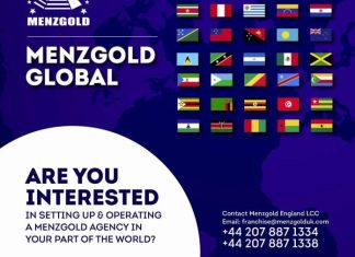 Menzgold Global announces franchising opportunities
