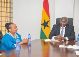 SA to learn from Ghana's digital address system – High C'ssioner