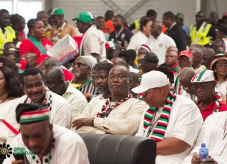 NDC to probe Mahama song at Congress