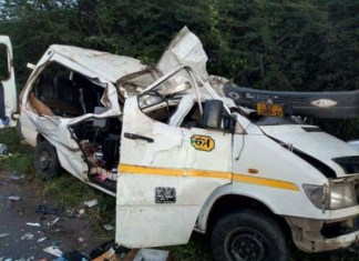 7 dead in fatal accident at Gomoa Mpota junction