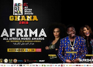 Anita Erskine, Michael Blackson and Pearl Thusi to host 5th AFRIMA