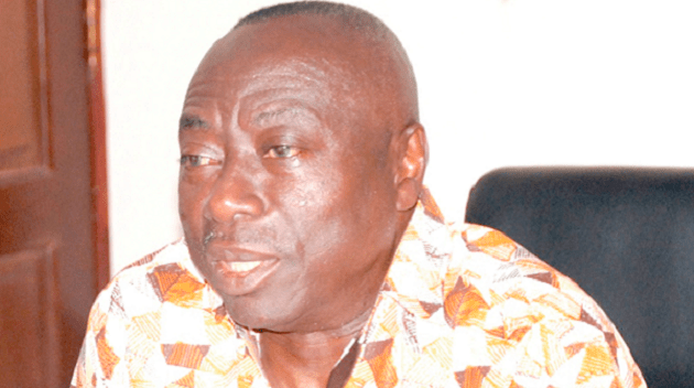A-Plus blackmailed me - Maritime boss