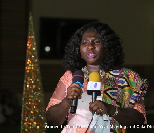 Women in Tourism Hold End of the Year Meeting and Gala Dinner