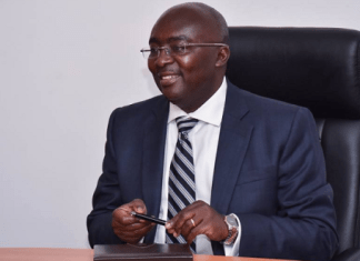 Vice President Bawumia launches Mobile Renewal and E- Receipts for NHIS