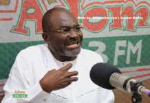 Ghanaians celebrating a 'dry Christmas' under Akufo-Addo - Kennedy Agyapong