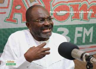 Kennedy Agyapong rubbishes medical drones