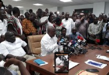 I will be worthy of my conduct – Mahama