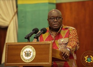 One constituency one ambulance in 2019 – Akufo-Addo promises