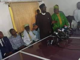 Owusu Bempah, Chief Imam 'smoke peace pipe'