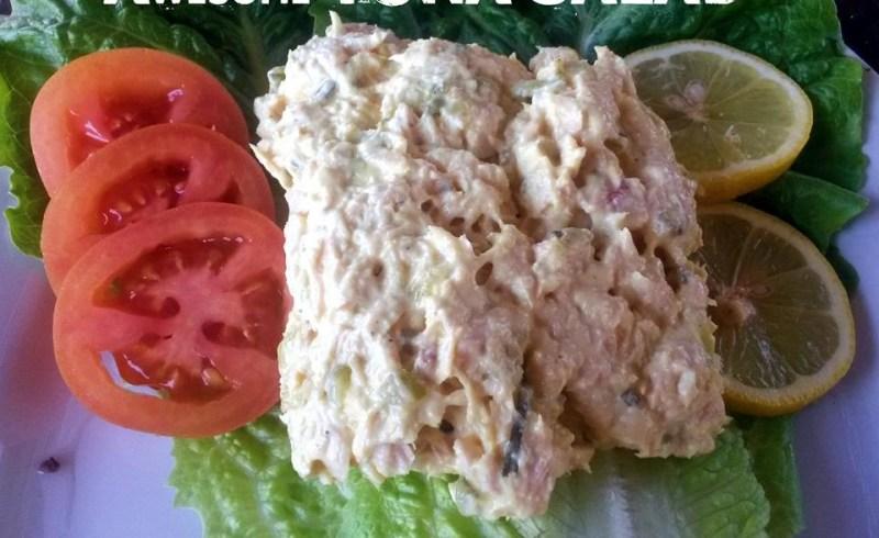 Tuna Salad ~ Ginos Deli