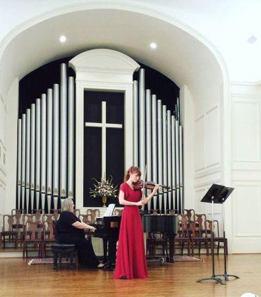 recital pic