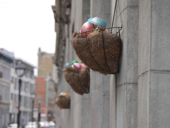 Oeufs de Pâques du Vieux Montréal