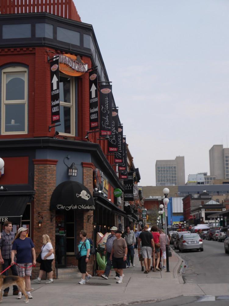 Quartier du marché By