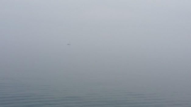 Où se trouve la ligne d'horizon ?