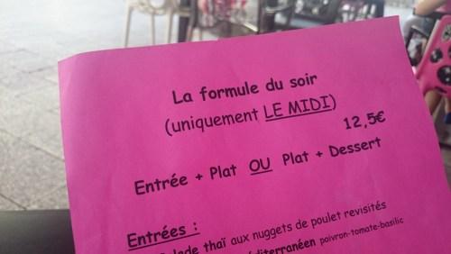 Prix affiché : 12,5 euros - prix payé : 12,5 euros :-)