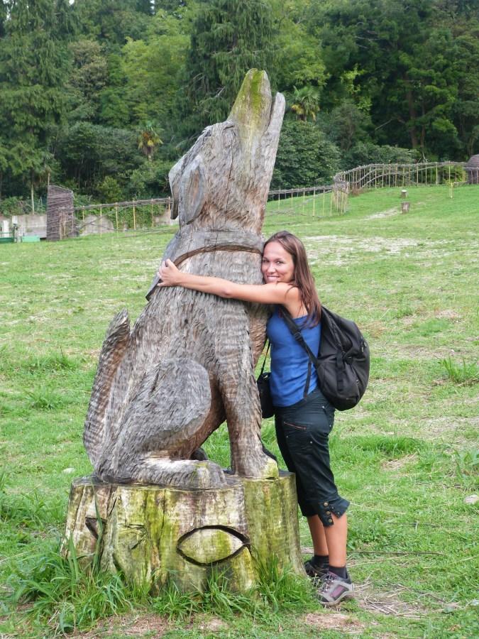 Les animaux et moi, c'est comme avec les voyages : une grande histoire d'amour