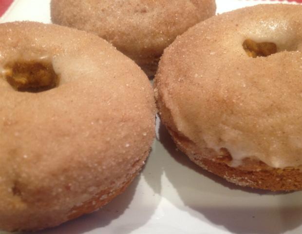 pumpkin doughnuts2edited