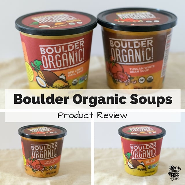 Boulder Organic Soup Review