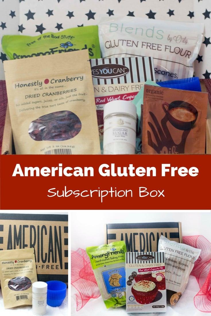 American Gluten Free December
