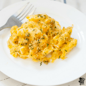Gluten Free Butternut Squash Macaroni and Cheese