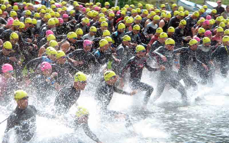 MyGoal Triathlon Schwimmstart