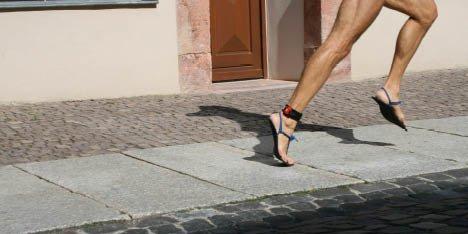 Barfusstraining im Trainingsplan für Läufer und Triathleten