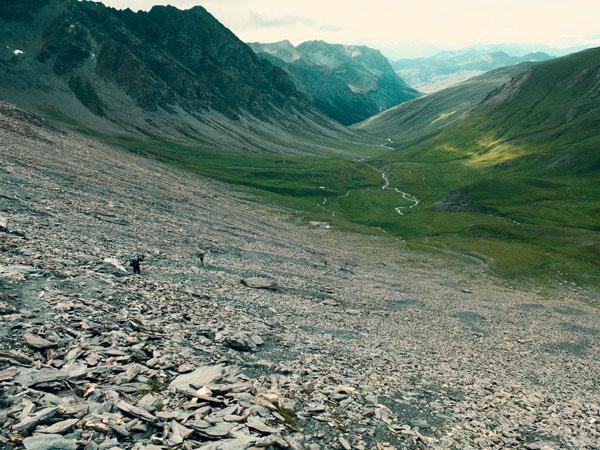 Alpencross MTB, Seealpen