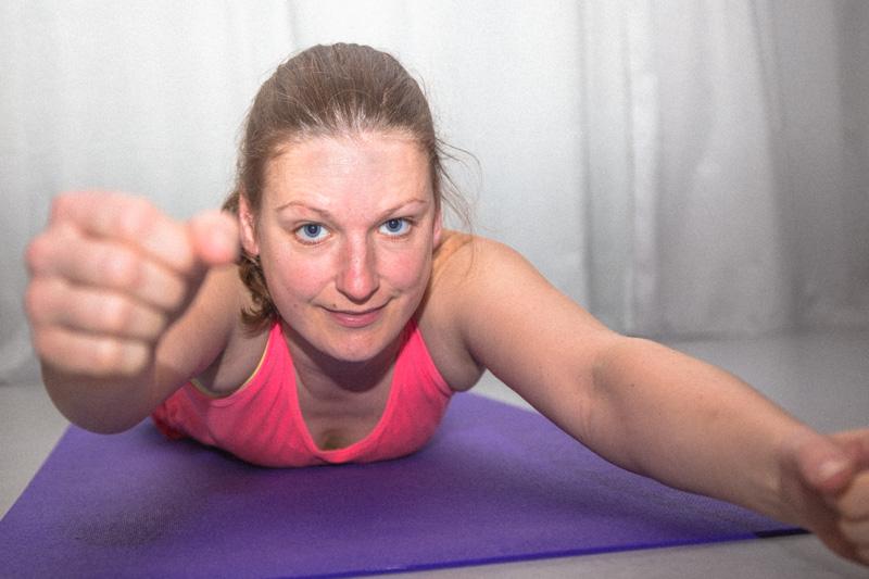 Athletiktraining Laufen/Triathlon, Bodyweight Training