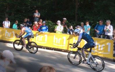 """Nach der gelungenen Ironman-Premiere schmiedet Jan bereits Pläne: """"Jetzt will ich schneller werden."""", Foto: privat"""
