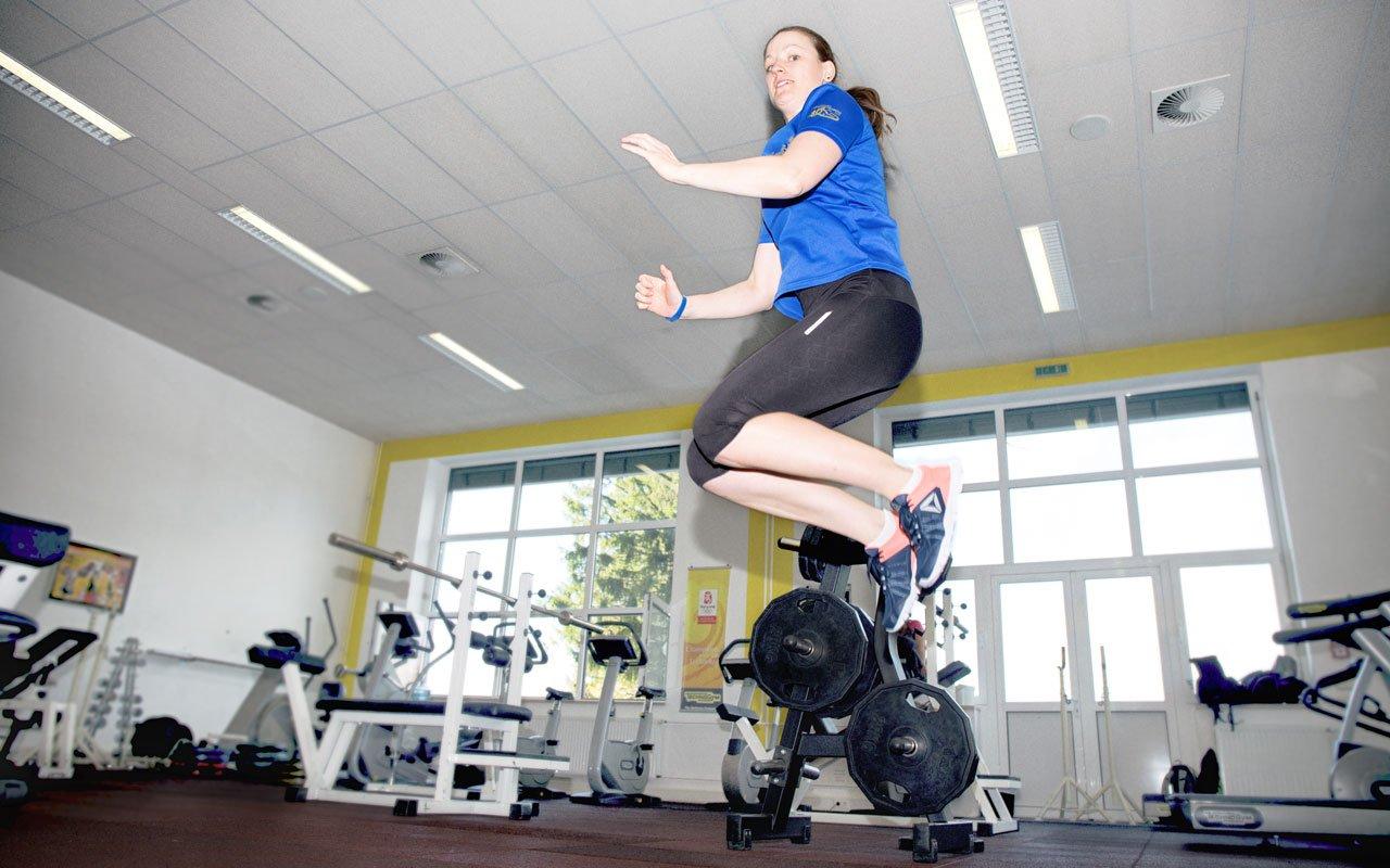 plyometrisches Traiining – Schnellkraft trainieren