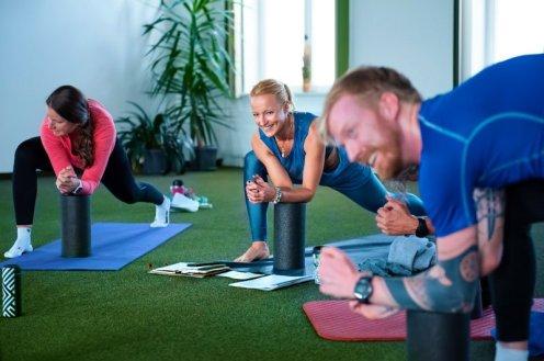 Ein Yoga-Wochenende, das einfach Spaß macht