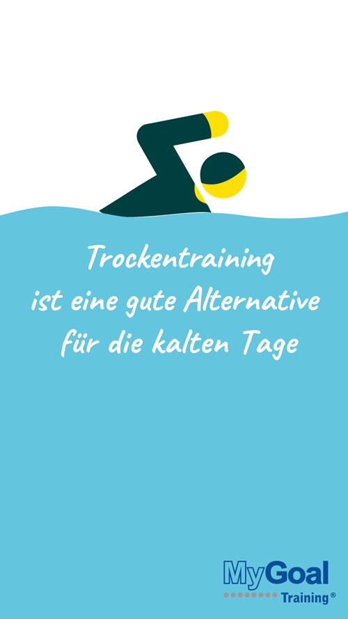 10. Türchen: Schwimmtraining im Winter | MyGoal Training