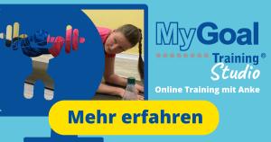 Online Training mit Trainerin Anke | MyGoal Training Studio