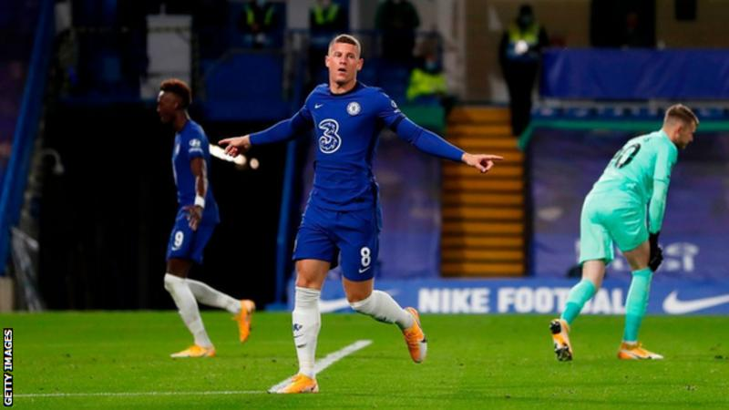 Out of Favour Barkley Leaves Chelsea on Loan