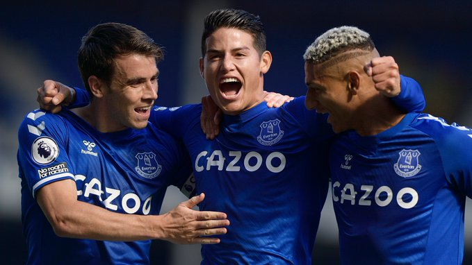 Real Madrid Outcast Now Everton Hero