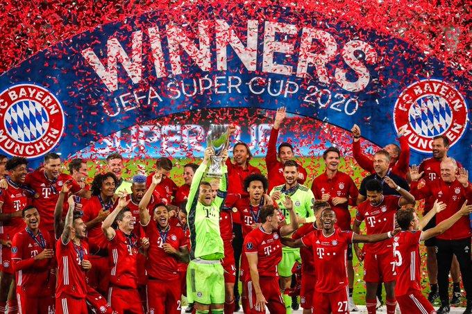 Bayern Maintains European Dominants