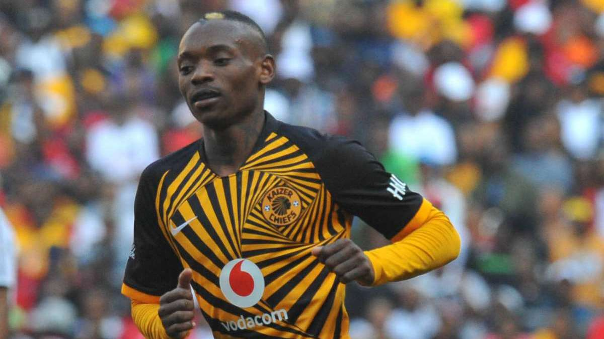 Billiat Finds His Shooting Boots