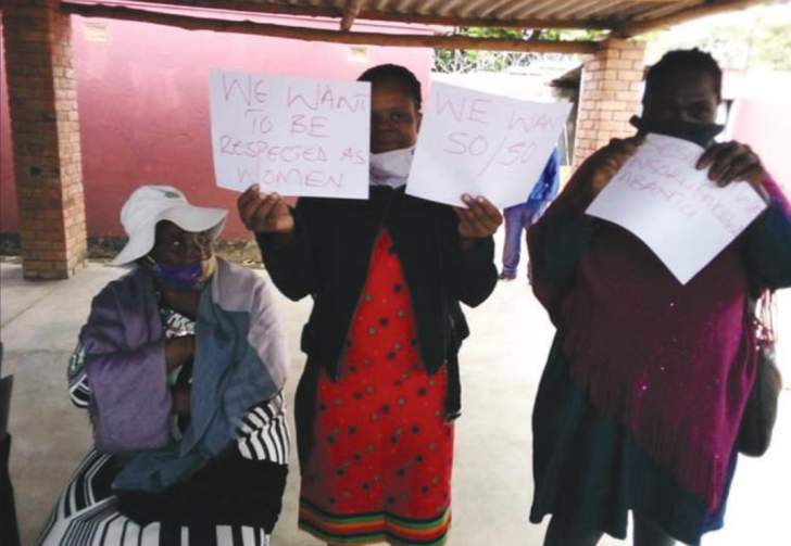 MDC A's Bulawayo Primary Elections Face Women Resistance