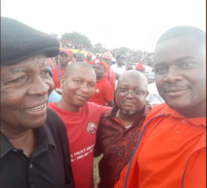 BREAKING: Oskido's Father and MDC Founding Member Dies