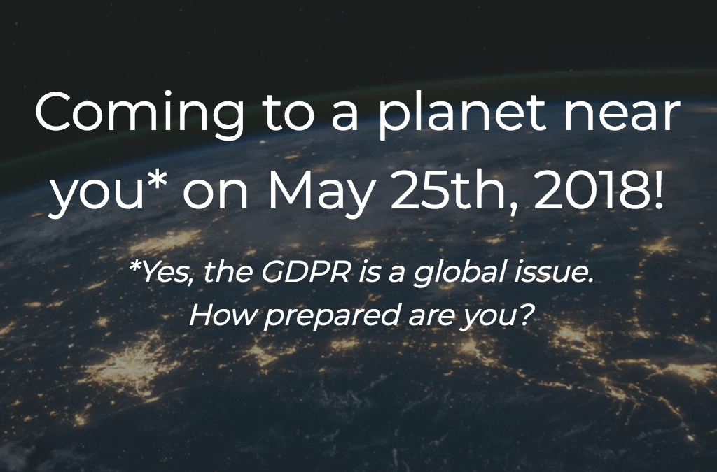 New Rules! Email Gets Serious in EU and Beyond with GDPR (Part One)