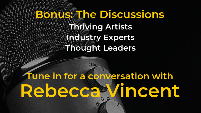 A Conversation with Rebecca Vincent
