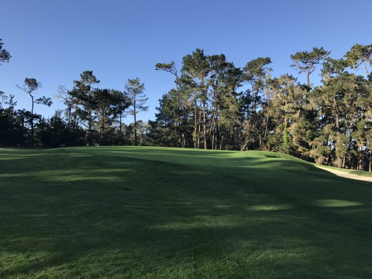 8th approach